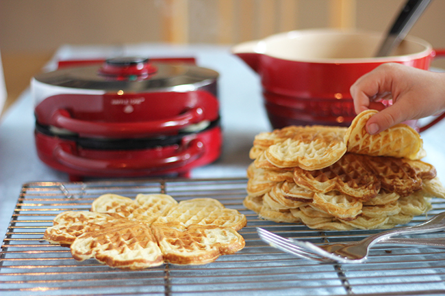 Christy Olsen Field - waffles