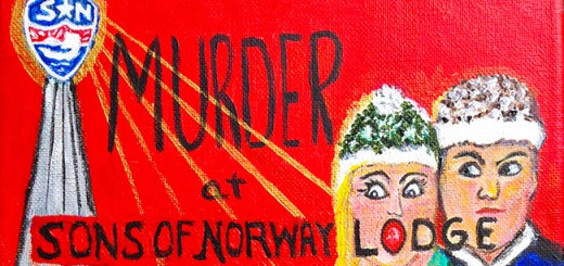 Murder at Sons of Norway Lodge