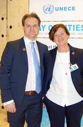 Ålesund Mayor Eva Vinje Aurdal