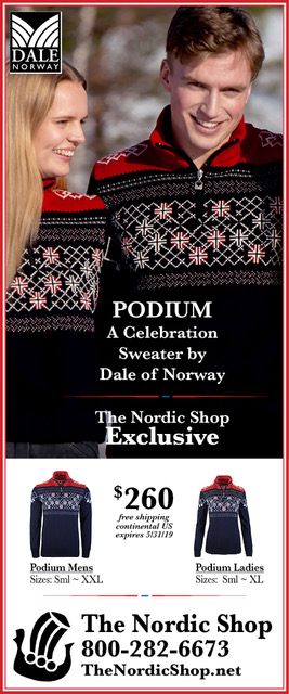 Nordic Shop Podium Sweater