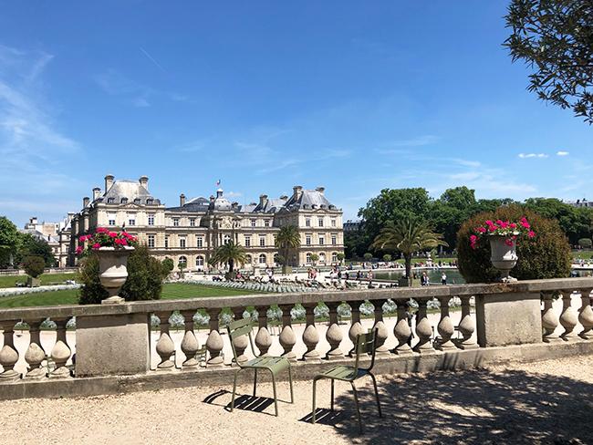 Paris Luxembourg Gardens