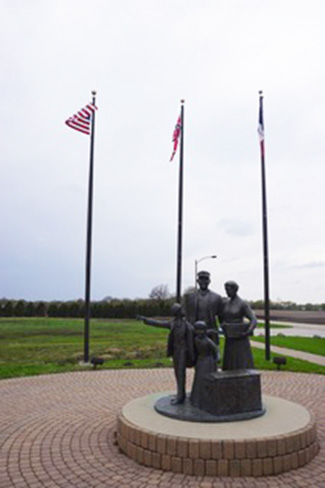 Lake Mills Iowa
