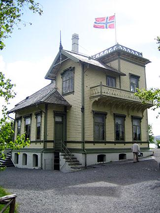 Troldhaugen