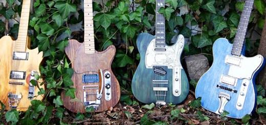 Victor Gurbo guitars