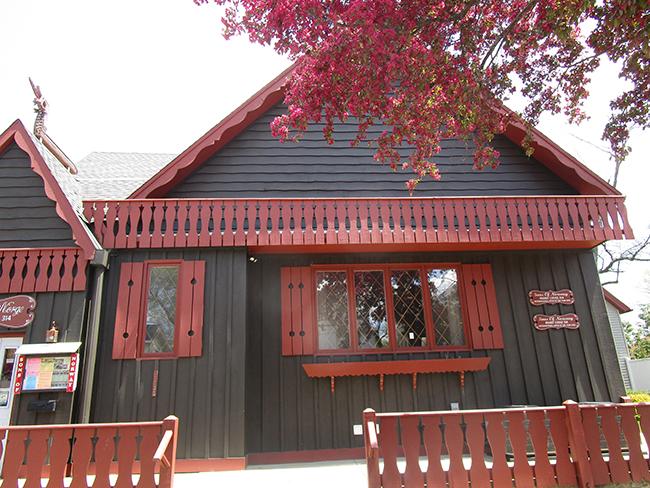 Stoughton Mandt Lodge