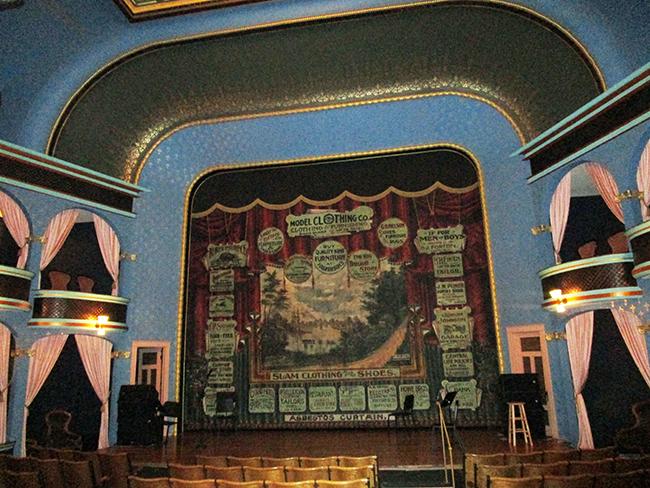 Stoghton Opera House