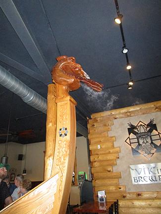 Stoughton - Viking Pub