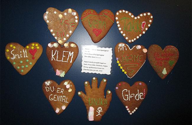advent cookies