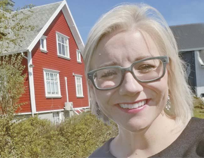 Mona Anita K. Olsen moving to Norway