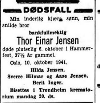 Thor Einar Jensen