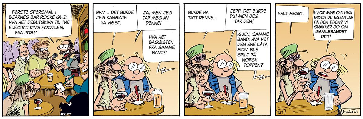 Hjalmar comic