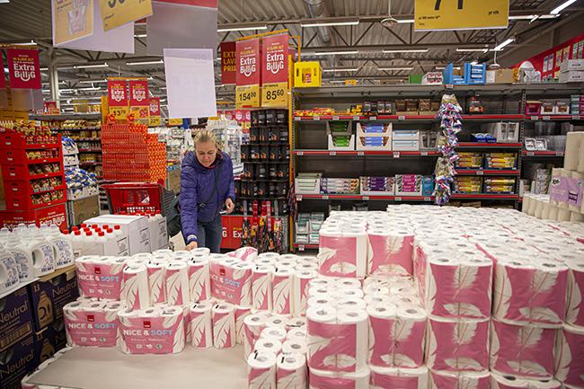 Voss supermarket