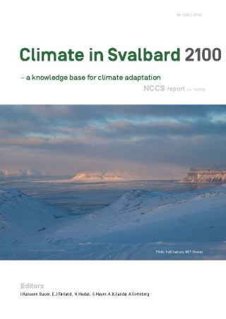 climate in Svalbard