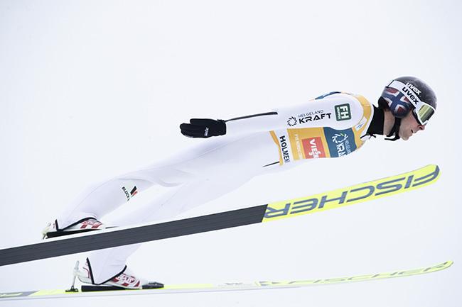 Holmenkollen - Jarl Magnus Riiber
