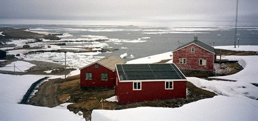 Svalbard Treaty - Bear Island
