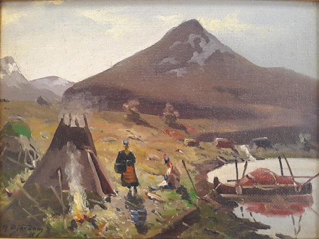 Nordland art