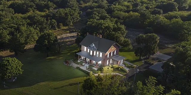 Hallstrom House