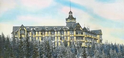 Voksenkollen Sanatorium - Grieg