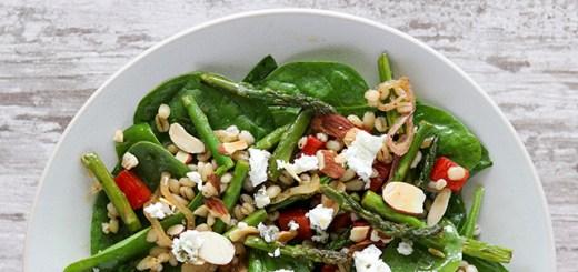 Kristi Bissell - Barley Salad