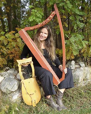 Norway - Harp