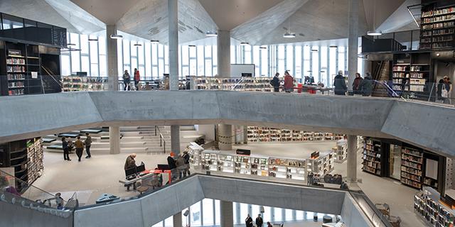 Deichman library