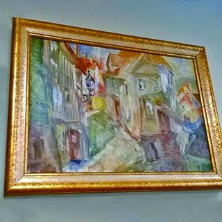 Bergen paintings