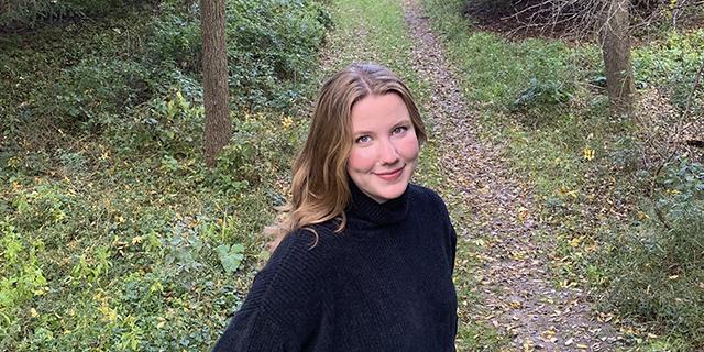 Hallie Johnson sought koselig quarantine through heritage