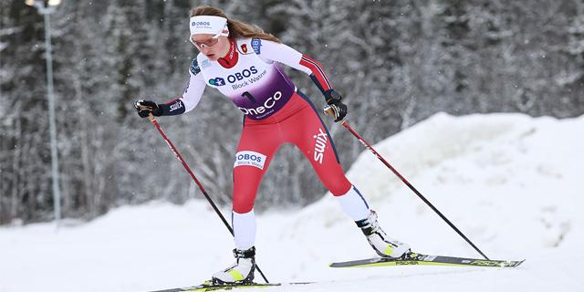 Nordic Combined - Gyda Westvold