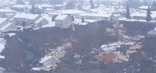 landslide Gjerdrum