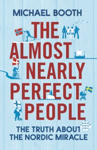 book cover for The Almost Nearly Perfect People