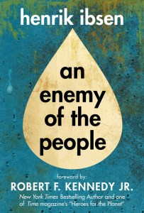 book cover for An Enemy of the People