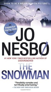 book cover for The Snowman
