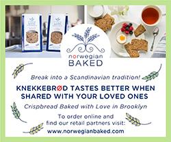 Norwegian Baked