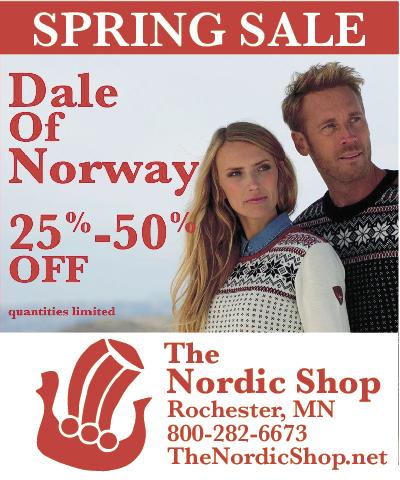 Nordic Shop Spring Sale