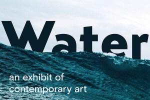 Water exhibit poster