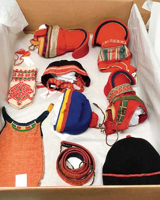 Sámi artifacts