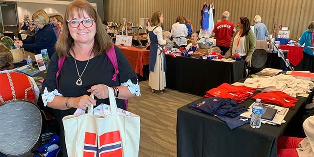 Daughters of Norway Convention craft fair