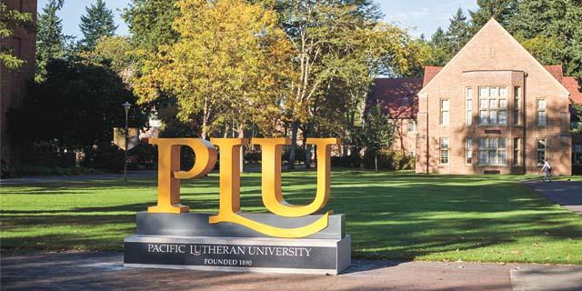 PLU's campus