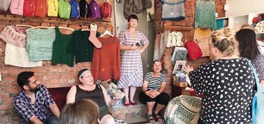 Knitting in Norway