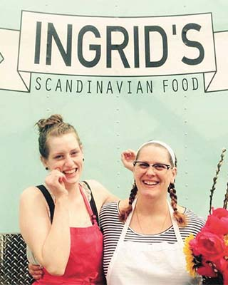 Ingrids Scandinavian cooking