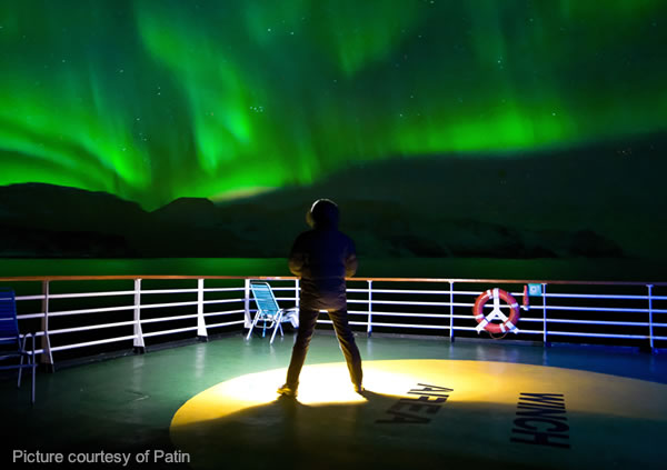 Northern Lights Norway Cruise