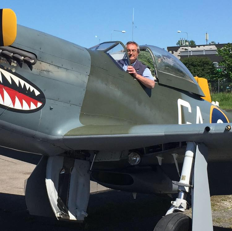 Per Norwegian Spitfire Foundation
