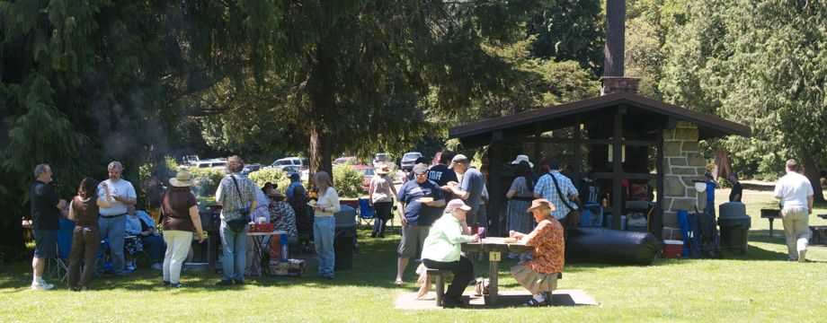The NWC34 Volunteer Appreciation Picnic