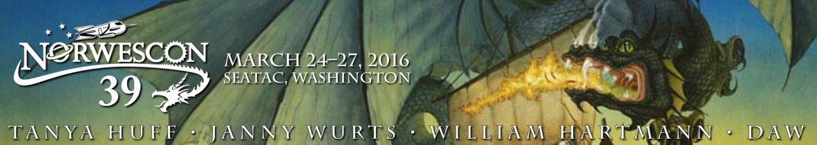 Norwescon 39: March 24–27, 2016