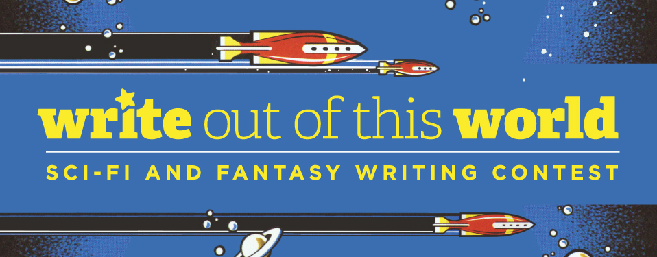 Write Out Of This World