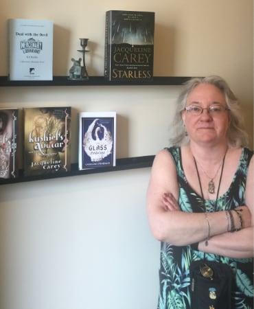 NWC43 Spotlight Publisher Representative Claire Eddy