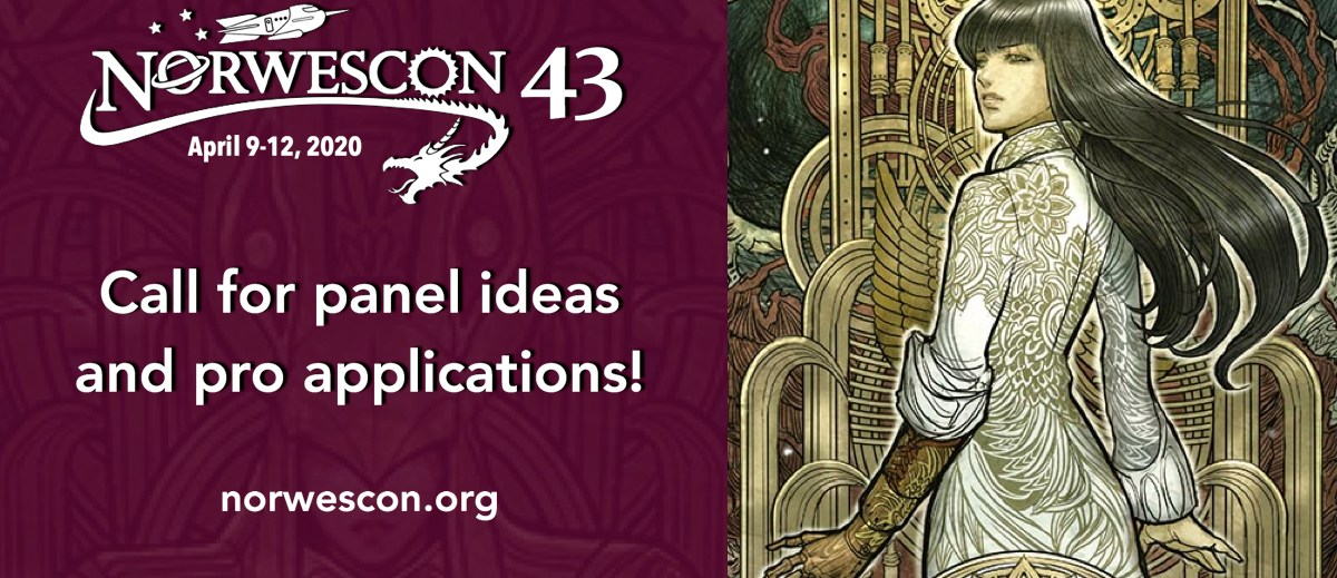 Call for panel ideas and pro applications!
