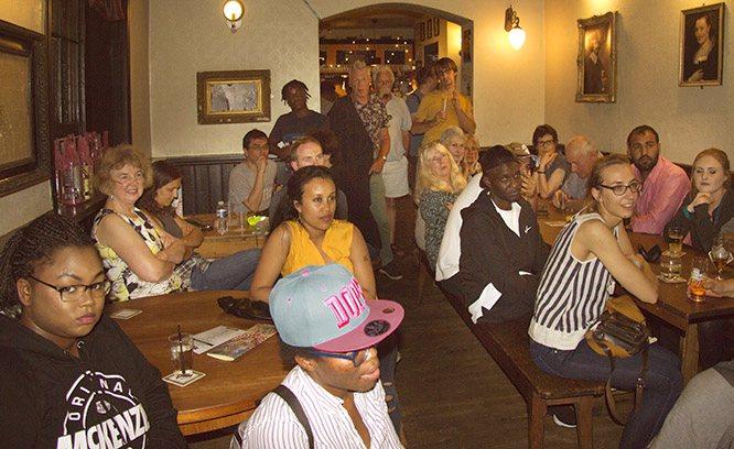 Norwich Amnesty Social Evening - July 2017