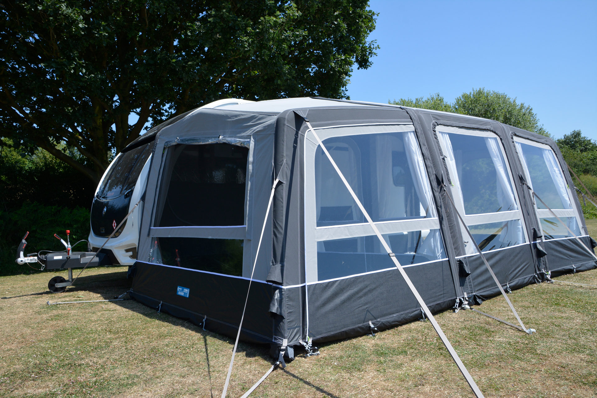 Kampa Grande Air 390 All Season Caravan Awning