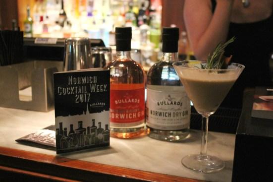 Bullards and Cocktail Week